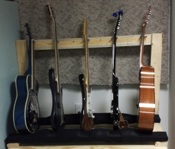Guitar arsenal